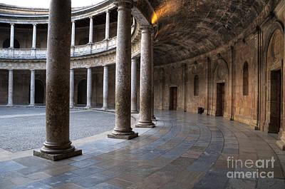 Photograph - Palacio Carlos V by Marion Galt