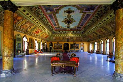 Photograph - Palacio De Los Matrimonios-habana by John Galbo