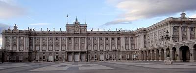 Photograph - Palacio Real De Madrid by Keith Stokes