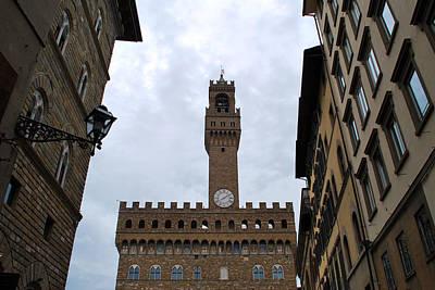 Palazzo Vecchio Original by Terence Davis
