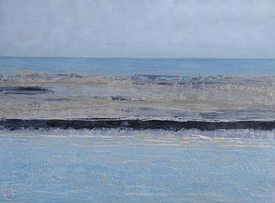 Painting - Pale Skies by Elizabeth Langreiter