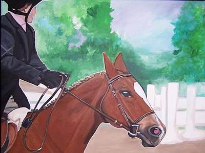 Painting - Palgrave by Krista Ouellette