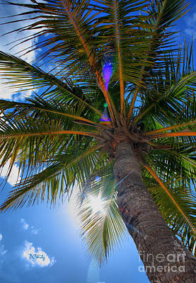 Photograph - Palms Up by Patrick Witz