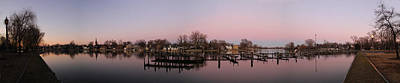 Photograph - Panoramic Menasha by Joel Witmeyer