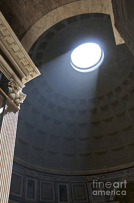 Pantheon Photograph - Pantheon. Rome by Bernard Jaubert