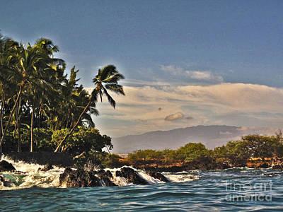 Photograph - Paradise Found by Bette Phelan