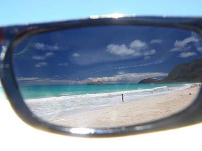 Photograph - Paradise Lens by Erika Swartzkopf
