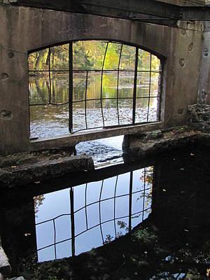 Photograph - Paradise Springs Window 1 by Anita Burgermeister
