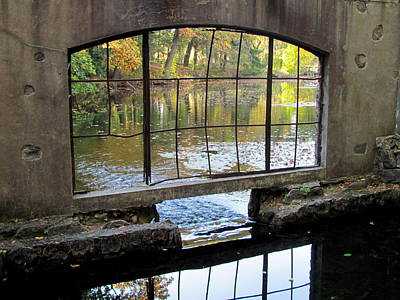 Photograph - Paradise Springs Window 2 by Anita Burgermeister