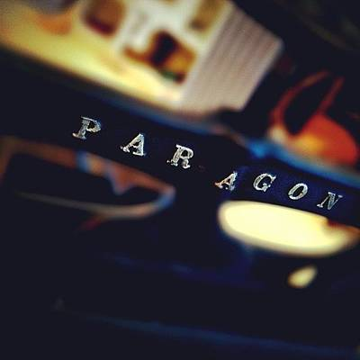 Iphoneonly Photograph - Paragon by Dave Edens