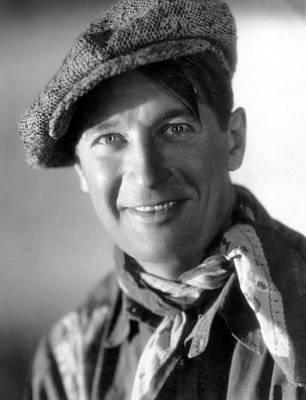 Paramount On Parade, Maurice Chevalier Art Print by Everett