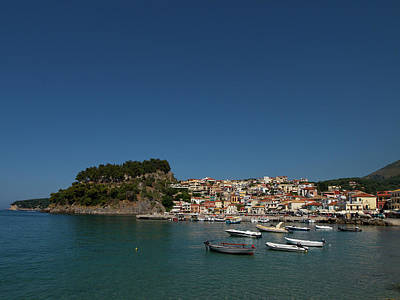 Jouko Lehto Royalty-Free and Rights-Managed Images - Parga  by Jouko Lehto
