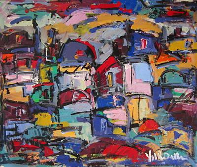 Painting - Paris 57 by Len Yurovsky