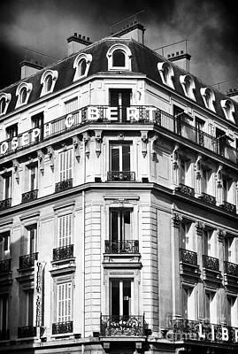 Photograph - Paris Architecture V by John Rizzuto