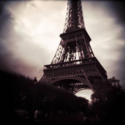 Photograph - Paris Dream by RicharD Murphy