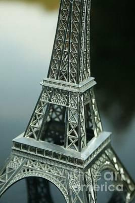 Eifell Tower Photograph - Paris In Stockholm by Derya  Aktas