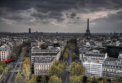 Paris No. 1 Art Print by Ryan Wyckoff