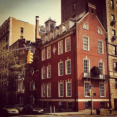 Landscapes Photograph - Park Avenue Architecture - New York City by Vivienne Gucwa