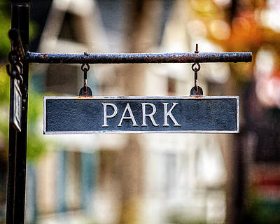 Photograph - Park by Lisa Russo