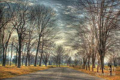 Photograph - Park Road by Jeremy Lankford
