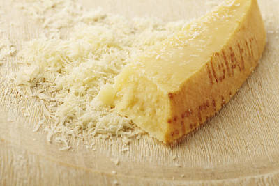 Grate Photograph - Parmesan Cheese by James And James