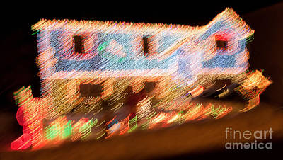 Photograph - Party Of Lights by Susan Candelario