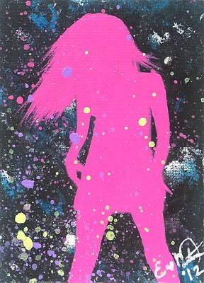 Party Rocker Art Print