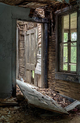 The Economy Photograph - Passageways. by JC Findley
