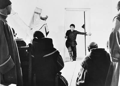Renee Photograph - Passion Of Joan Of Arc, 1928 by Granger