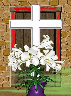 Passover Digital Art - Passover  by Erasmo Hernandez