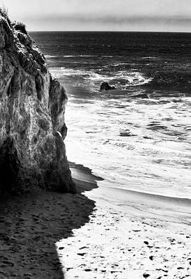 Photograph - Past The Rocks by John Rizzuto