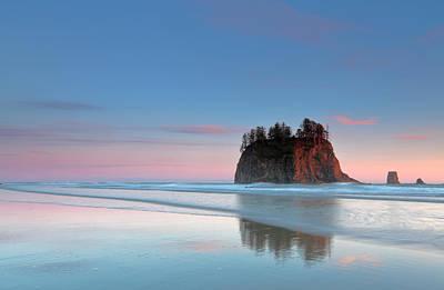 Pastel Sunset Photograph By Sandra Kreuzinger