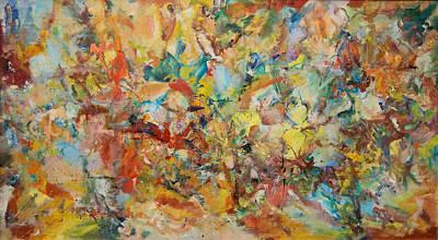 Painting - Pasteurs's Lament by Joe Michelli