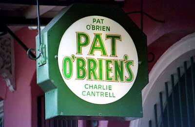 Photograph - Pat O's New Orleans by Lynnette Johns