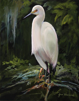 Painting - Patience by Jane Woodward