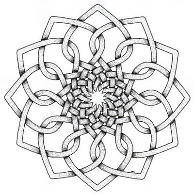 Pattern 18 Original by Hakon Soreide