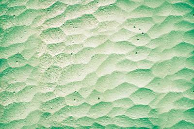 Patterned Stone Wall Art Print