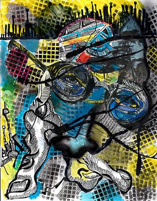 Patterns  Art Print by Jon Baldwin  Art
