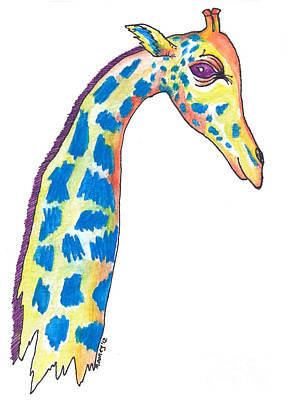 Patty The Giraffe Original