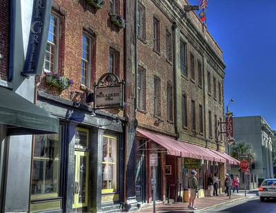 Hdr Photograph - Paulas Place by Jessica Brooks