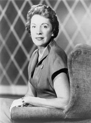 Pauline Frederick 1906-1990, Was One Art Print