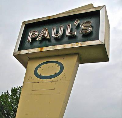 Photograph - Paul's O by Cliff Spohn