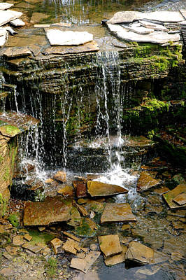 Stone Photograph - Peaceful Rocks by LeeAnn McLaneGoetz McLaneGoetzStudioLLCcom