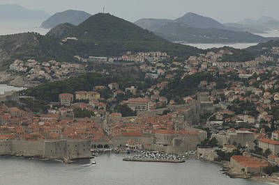Photograph - Pearl Of The Adriatic-dubrovnik by John Galbo