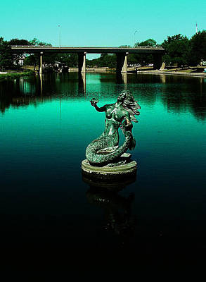 Art Print featuring the photograph Pearl Of The Rios Concho by Louis Nugent