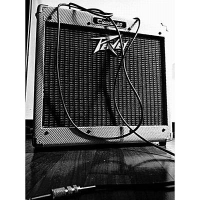 Gears Wall Art - Photograph - #peavey #classic20 #classic #guitar by Max Guzzo