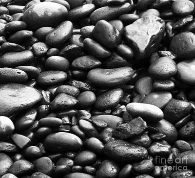 Photograph - Pebbles by Alexandra Jordankova