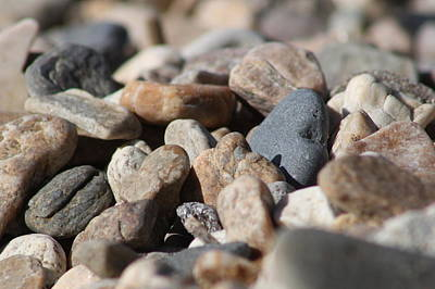 Photograph - Pebbles Of My Heart by Cathie Douglas