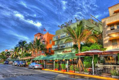 Photograph - Pelican Hotel by Sean Allen