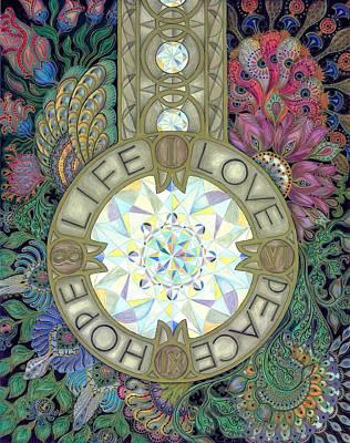 Pendulum Art Print